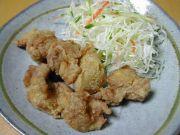 鶏もも肉の中華風唐揚げ